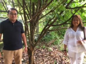 Mr. Nestor Miranda & Mrs. Rosie Cabrera