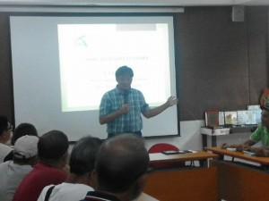 Sto. Tomas Presentation